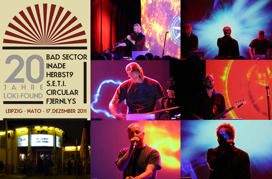 Inade at 20YLOKI festival with special guest Gerd Zaunig (Predominance)